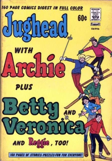 Jughead with Archie Digest Magazine