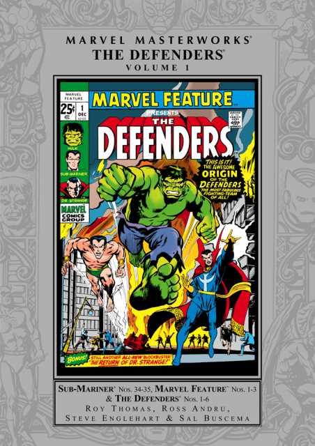 Marvel Masterworks: Defenders