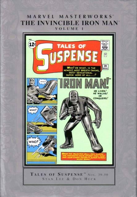 Marvel Masterworks: The Invincible Iron Man