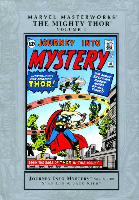Marvel Masterworks: The Mighty Thor