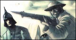 Logan in the Great War
