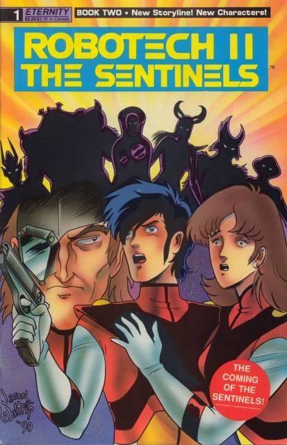 Robotech II: The Sentinels - Book II