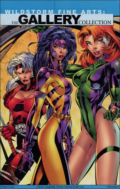 Wildstorm Fine Arts: The Gallery Collection