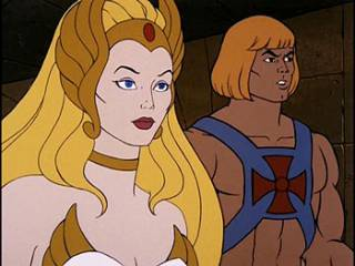 She-Ra & He-Man