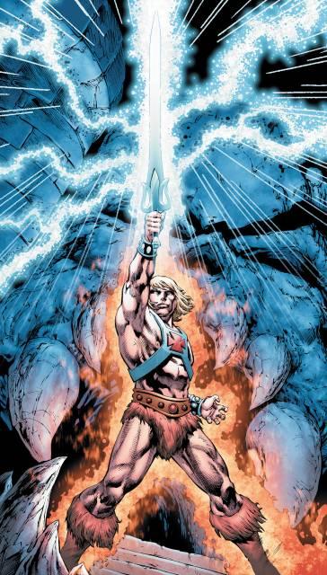 He-Man (DC Comics)