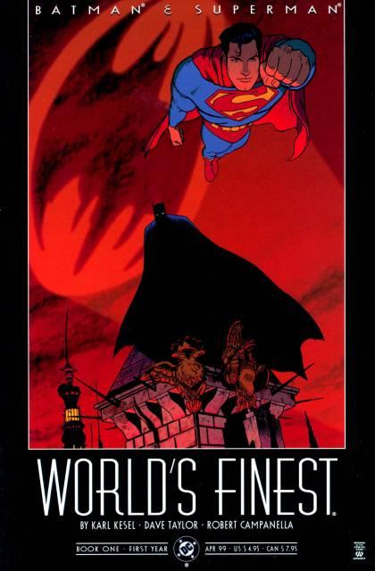 Batman and Superman: World's Finest
