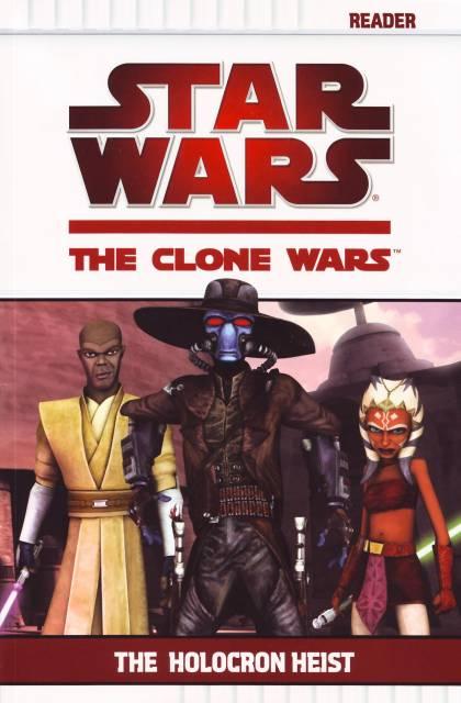 Star Wars: The Clone Wars: The Holocron Heist