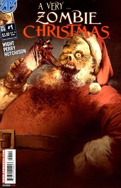 A Very... Zombie Christmas