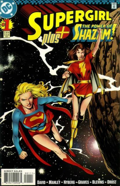 Supergirl Plus
