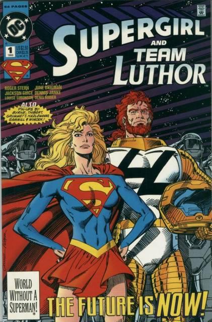 Supergirl/Lex Luthor Special
