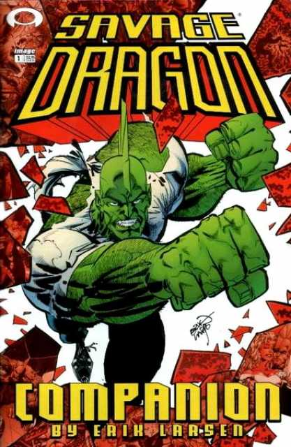 The Savage Dragon Companion