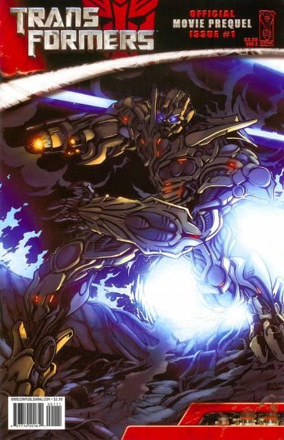 Transformers: Movie Prequel