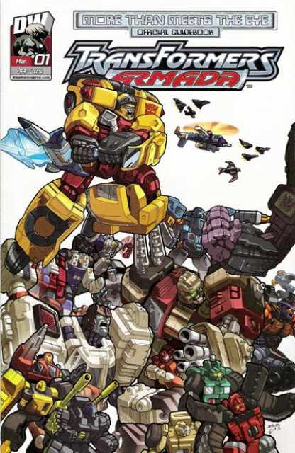 More Than Meets The Eye: Transformers Armada