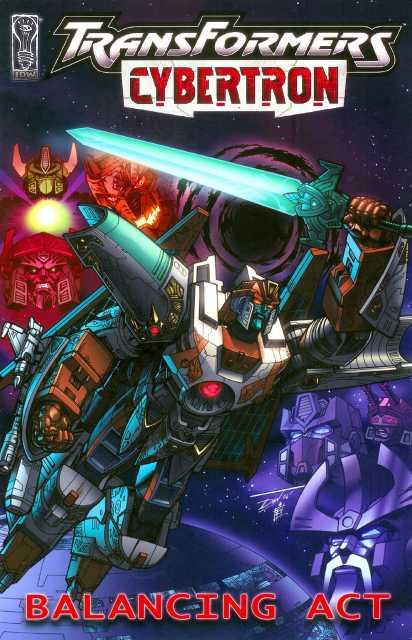 Transformers: Cybertron: Balancing Act