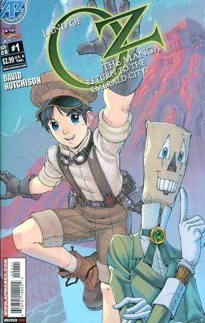 Land Of Oz The Manga: Return To The Emerald City