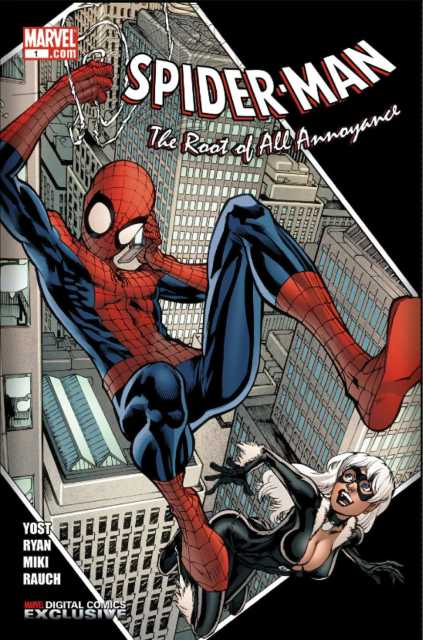 Spider-Man: The Root of All Annoyance