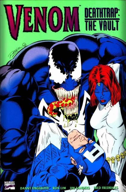 Venom: Deathtrap: The Vault