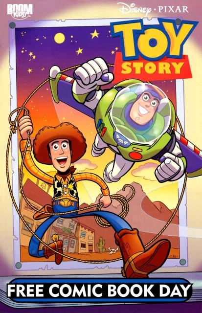 Toy Story: Free Comic Book Day Edition