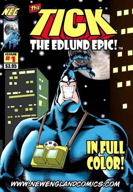 Tick: The Edlund Epic