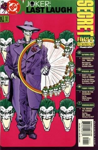 Joker: Last Laugh Secret Files