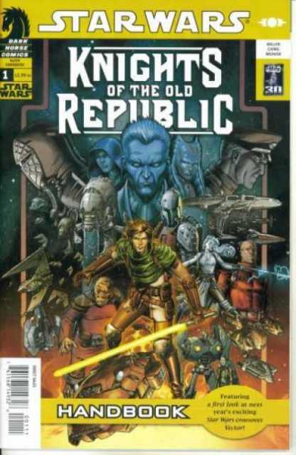 Star Wars: Knights of the Old Republic Handbook