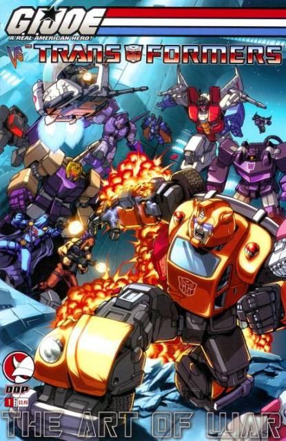 G.I. Joe vs. The Transformers, Vol. III: The Art of War