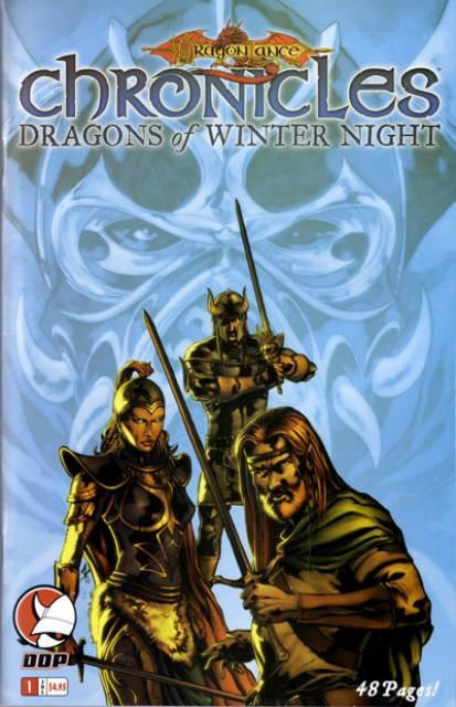 Dragonlance Chronicles: Dragons of Winter Night