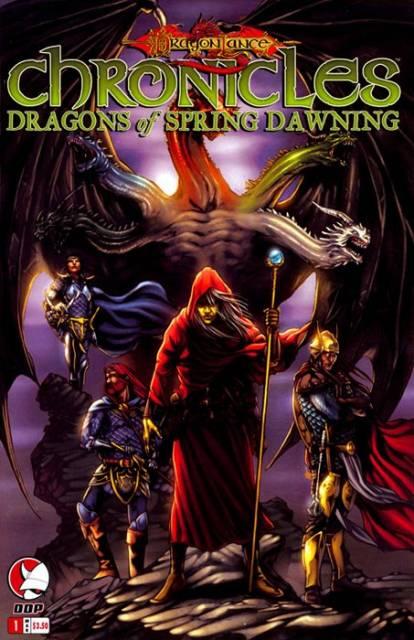Dragonlance Chronicles; Dragons of Spring Dawning