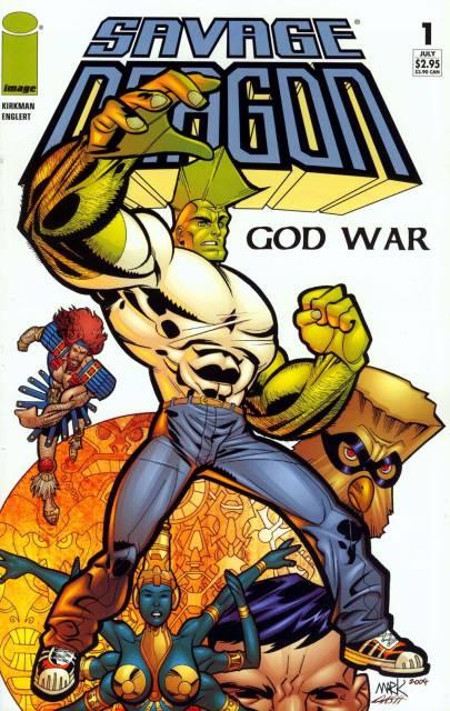 Savage Dragon: God War