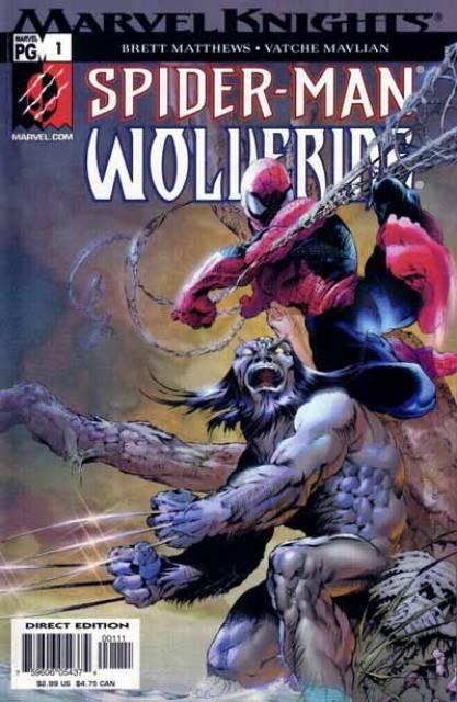 Marvel Knights: Spider-Man & Wolverine
