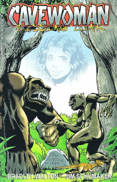 Cavewoman: Missing Link