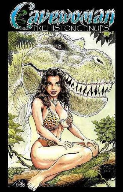 Cavewoman: Prehistoric Pinups