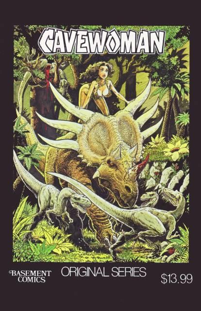 Cavewoman: Original Series