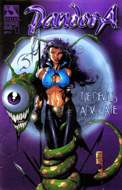 Pandora: The Devil's Advocate