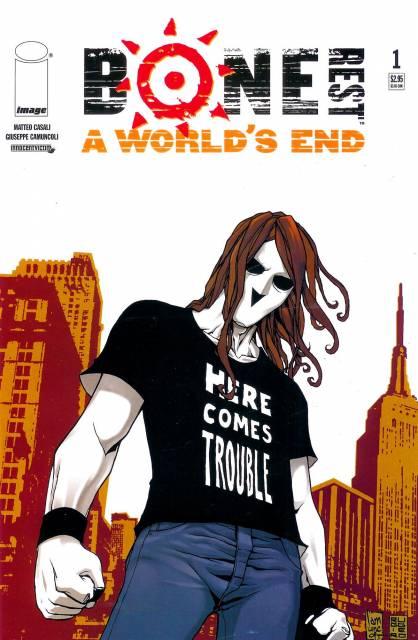 Bone Rest: A World's End