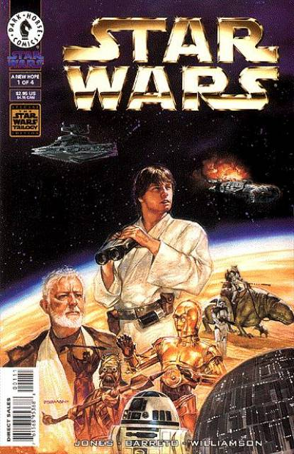 Star Wars: A New Hope - The Special Edition