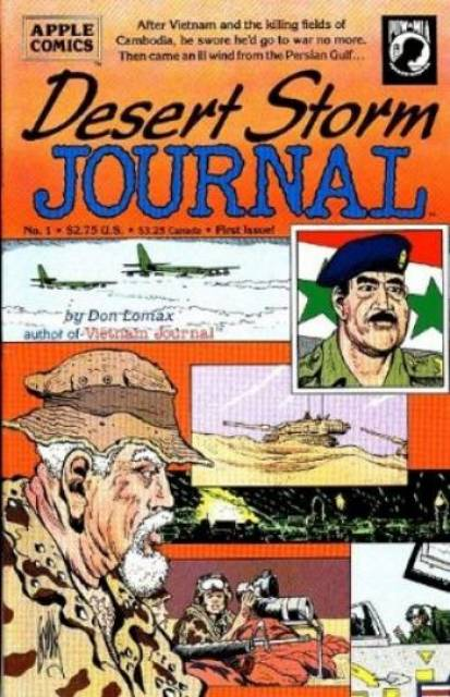 Desert Storm Journal