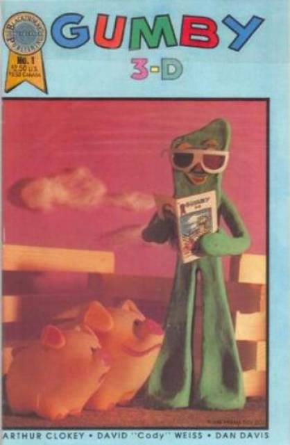 Gumby 3-D