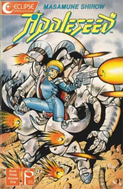 Appleseed: Book 3
