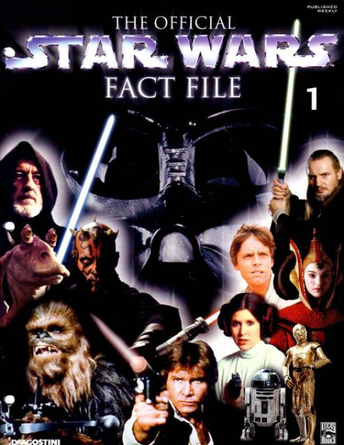 Official Star Wars Fact File
