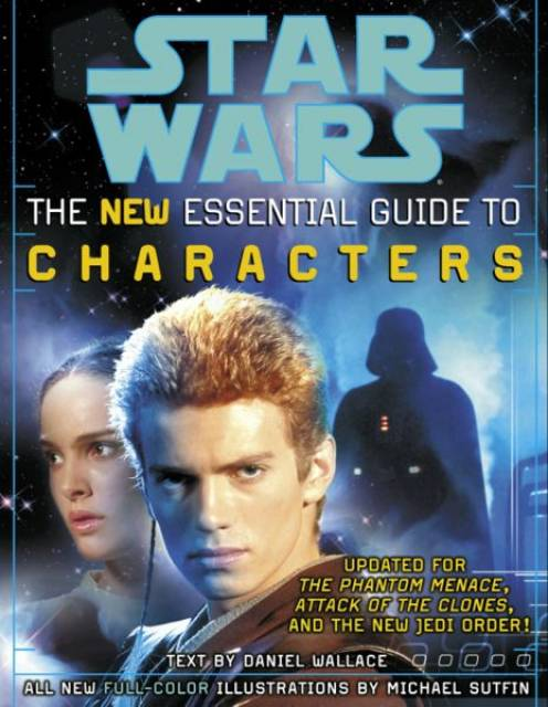 Star Wars: The New Essential Guide to Characters