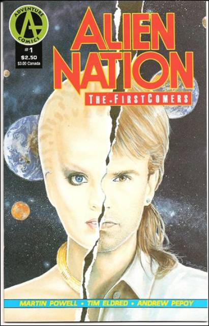 Alien Nation: The First Comers