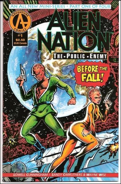 Alien Nation: Public Enemy