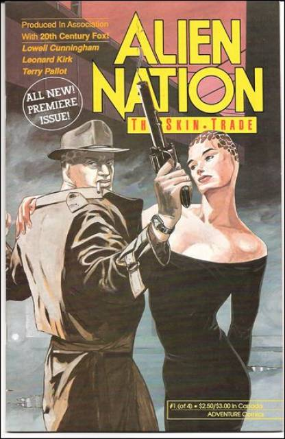 Alien Nation: The Skin Trade
