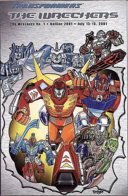 Transformers: Universe featuring the Wreckers