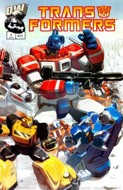 Transformers: Generation 1