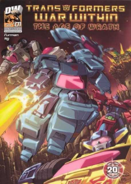 Transformers: War Within: The Age of Wrath