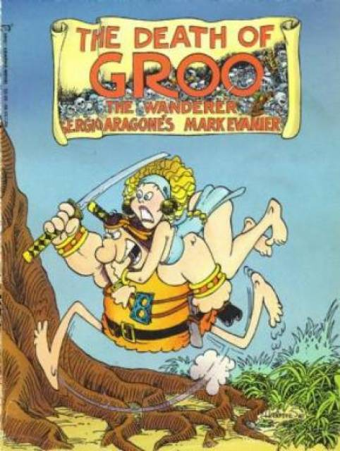 Death of Groo the Wanderer