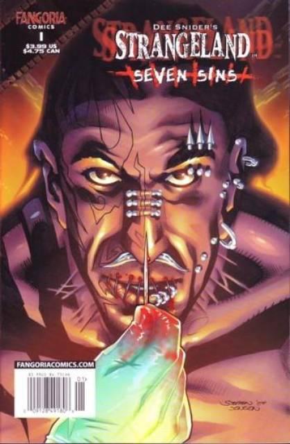 Dee Snider's Strangeland: Seven Sins