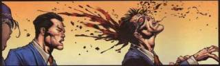 Cyclops is assassinated by Quicksilver